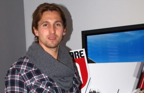 René Adler dinyatakan agennya, Jörg Neubauer, belum menandatangani kontrak dengan Hamburger SV. (Fot