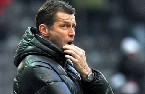 Pemecatan yang dialami hanya setelah lima laga memimpin Hertha BSC Berlin menjadikan Michael Skibbe pelatih terburuk pada era 2000-an. (Foto: www.bz-berlin.de)